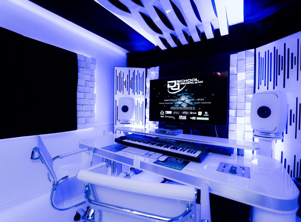studio, dj school nederland