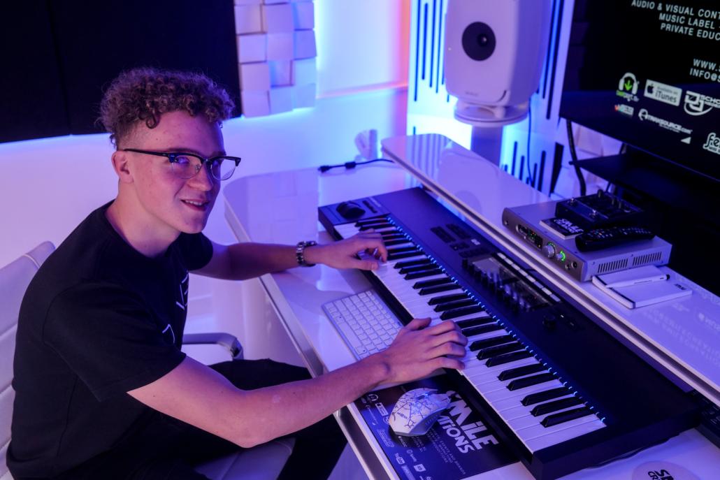 LOGIC PRO X CURSUS DJ SCHOOL NEDERLAND