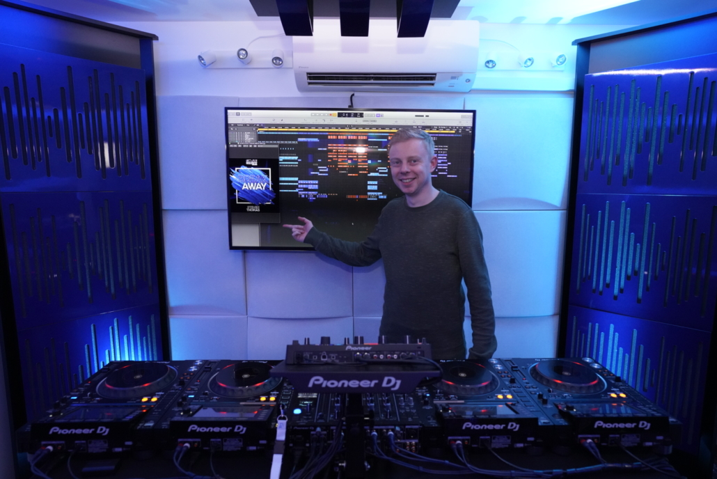 DJ PRODUCER OPLEIDING