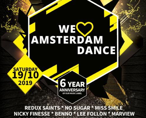 we love amsterdam dance