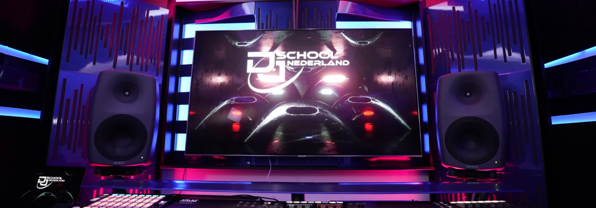 MIDI KEYBOARD, DJ SCHOOL NEDERLAND