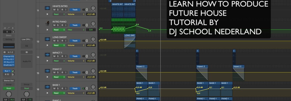 TUTORIAL, FUTURE HOUSE