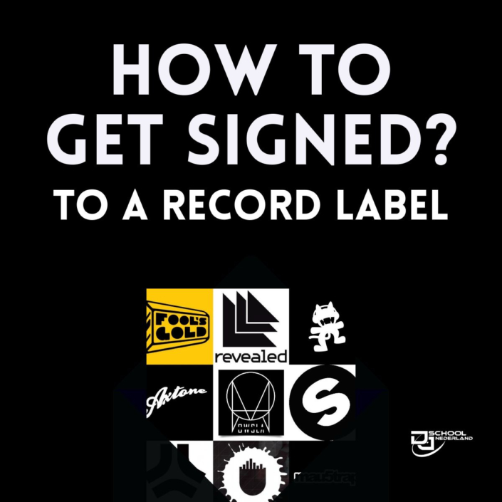 GET SIGNED BY A LABEL